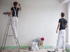 油漆工工资多少钱一天 怎么找好的油漆工人