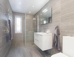 2平卫生间怎么干湿分离 小户型也能清爽整洁