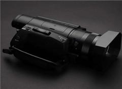 索尼最新手持4k摄像机—索尼AX700