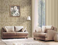 墙纸什么颜色让人舒服   卧室墙纸色彩搭配技巧