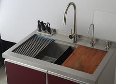 什么品牌的水槽质量好 森歌集成水槽怎么样