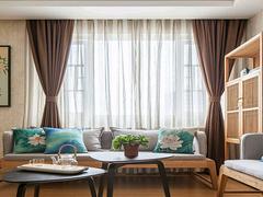 窗帘都有哪些材质 不同材质窗帘怎么清洗