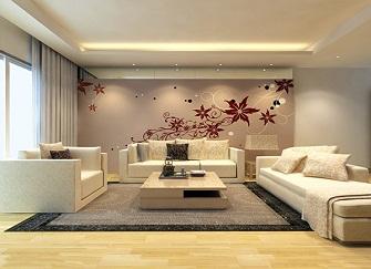 小戶型客廳背景墻該如何裝修 背景墻裝修技巧