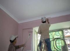 自己如何刷墙漆 步骤是怎么样的呢