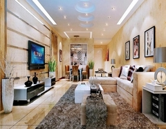 135多平米三室两厅装修报价 2018三室两厅装修材料报价清单