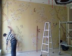 如何自己在家贴壁纸 自己贴墙纸注意事项
