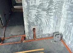 80平米电路改造价格 以及新房装修水电改造猫腻