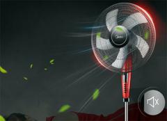 美的电风扇怎么样 电风扇选购技巧