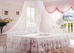 吊顶蚊帐好用吗 哪种款式的蚊帐最防蚊