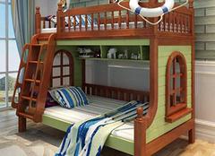 小孩为何不宜睡双层床 双层儿童床多少钱