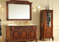 橡木浴室柜好不好 一般多少钱
