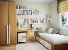 多功能一体书房卧室怎么装修效果好 图省事的看这里