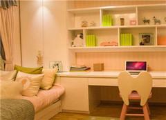 小孩书房和卧室怎么设计 儿童卧室书房一体装修怎么样