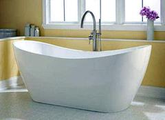 亚克力浴缸和陶瓷浴缸哪个好 享受优质生活