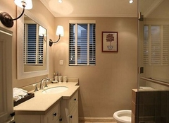卫生间用什么类型灯具好 卫生间灯具选购注意事项