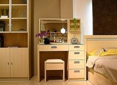 卧室梳妆台尺寸是多少 梳妆台选购注意事项