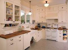 厨房橱柜什么颜色好看 橱柜的颜色哪种最大气
