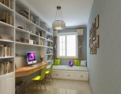 小书房怎么装修 小书房装修风格及样式