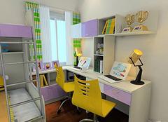 儿童书房装修设计要点 儿童书房设计注意事项