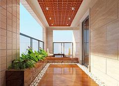 阳台吊顶用什么材料好 阳台吊顶材料有哪些