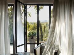 小户型阳台适合哪一种窗帘 常见的阳台窗帘介绍