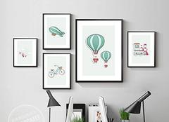 家居装饰画选购技巧 怎样选好装饰画