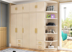 整体衣柜怎么样才算好 材质、尺寸怎么选呢