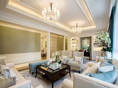 客厅安装吊灯层高限制多少?层高不够不适合安装吊灯