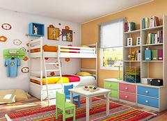 儿童房空间配置原则 儿童房设计要点有哪些