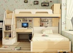 儿童床怎么选择好 选购的时候需要注意哪些方面呢