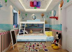 儿童房装修攻略介绍 童趣陪伴儿童健康成长