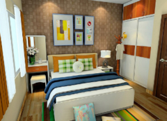 卧室装修大概多少钱 小卧室装修预算