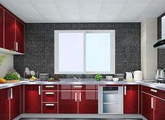 最新流行厨房柜门颜色 选整体橱柜要注意什么
