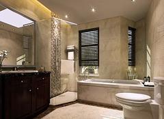 卫浴间装修哪些预算不能省 切勿因小失大