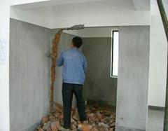 2018旧房翻新敲墙多少钱一平方 旧房装修翻新敲墙注意事项