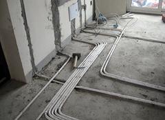 水电安装预算怎么做 家装改水电注意事项