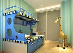 8平米儿童房装修效果图 小户型儿童房实用装修攻略