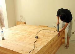 2018装修木工多少钱一天 装修木工费用清单大全
