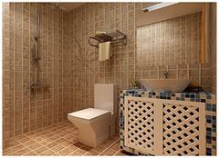 一般卫生间装修多少钱 7平米卫浴装修预算清单