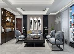 2018新中式客厅装修效果图 新中式客厅装修特点