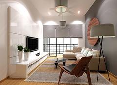 80平米两室一厅应该如何装修 80㎡装修注意事项