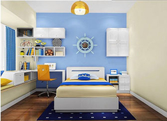 10平米儿童房装修效果图 10平米儿童房装修攻略