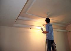 开放油漆的施工程序 开放油漆怎么做