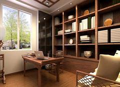 小户型书房怎么装修好 小空间也能有书房