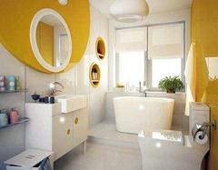 小户型卫浴装修的方法 以及卫浴装修的注意事项