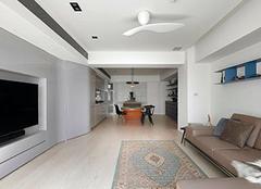 5万元装修100平米 100平的房子怎么装才省钱