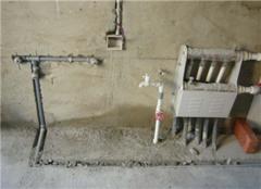 2018年水电改造价格明细表 新房装修水电改造猫腻