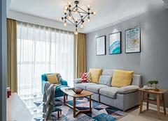 家居装修色彩搭配技巧 六大黄金原则供大家参考