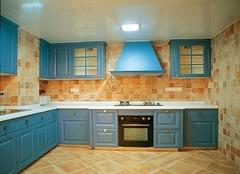 家庭厨房装修预算 2018厨房装修材料和产品预算报价