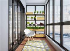 阳台花园装修设计技巧介绍 有哪些注意事项呢